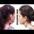 5-Minute-Elegant-BUN-Hairstyle-2017.-Easy-Updo-Hairstyles-videos-2017-You-Tube.
