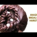 AMAZING-Bun-Hairstyle-Tutorials-Compilation-2017-Amazing-Hairstyles-Life-Hacks-YouTube