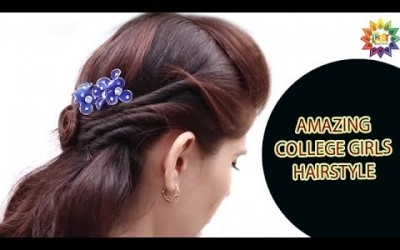 Amazing-Beautiful-College-Hairstyles-Tutorials-Best-Hairstyles-for-College-Girls