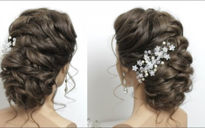 Bridal-Hairstyle-For-Long-Hair-Tutorial.-Perfect-Wedding-Prom-Updo