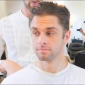 Celebrity-Hairstyle-Ryan-Gosling-Hairstyle-Classy-Short-Hair-For-Men-Easy-Slick-Haircut-with-S