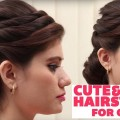Cute-easy-Hairstyles-for-Girls-2018-Latest-hairstyles-for-Women-Hairstyle-Tutorial-for-Girls
