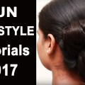 Easy-HAIRSTYLES-for-long-hair-Bun-Hairstyle-videos-2017-Hair-Hacks