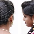 Easy-Simple-Party-Hair-Style-Under-2-Minutes-Women-collection