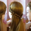 Easy-and-Qiuck-Hairstyle-for-BridalWedding-HairstylesNew-Hairstylemedium-length-hairstyles