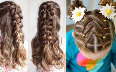 Easy-hairstyles-for-girls-hairstyle-for-school-new-hairstyle-video-tutorial
