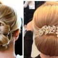 Hair-style-for-Ladies-Tutorials-Best-Hair-Style-for-Long-Hair-Bun-Hair-style-2