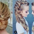 Hair-style-for-Ladies-Tutorials-Best-Hair-Style-for-Long-Hair-Bun-Hair-style-8