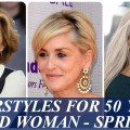 Hairstyles-for-50-year-old-woman-spring-hair-trends-2018