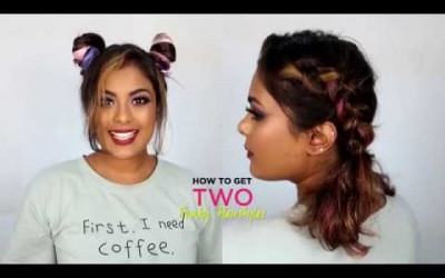 How-To-Get-Two-Easy-And-Funky-Hairstyles-For-Short-Hair-Jovita-George