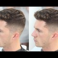 How-to-Textured-short-haircut-tutorial-for-men-Haircut-step-by-step-Behindthechair