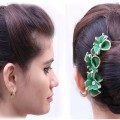 Indian-Bun-Hairstyles-For-Long-HairEasy-Bun-Hairstylewomen-Collection