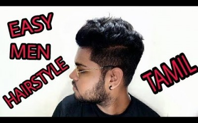 MENS-HAIRSTYLE-USING-HAIR-WAX-IN-TAMIL-INDIAN
