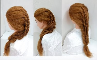 Messy-Braid-Hairstyles-for-Long-Hair
