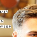 Modern-Side-Sweep-Hairstyle-Best-Mens-Hairstyles-Short-Hair-for-Men