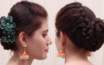 Party-Hairstyles-For-Medium-Length-HairQuickEasy-Party-Hairstyles-Women-Collection