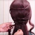 Quick-and-easy-hairstyle-in-just-2-Minutes-Latest-Hairstyles-for-Girls-Everyday-Haiirstyles