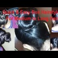 Quick-easy-Bun-Hairstyle-Using-Pins-Rubber-Band-Indian-Hairstyles-for-Medium-to-Long-Hair