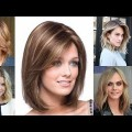 Shoulder-Length-Hair-For-Short-Hair-Trendy-Bob-Haircut-Fine-Hair