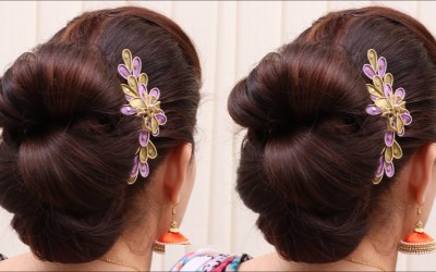 Simple-Hairstyles-For-Party-2018Medium-Long-HairWomen-Collection