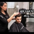 Soft-fade-x-Messy-Fringe-Tutorial-Mens-Hairstyles-NEW-2018