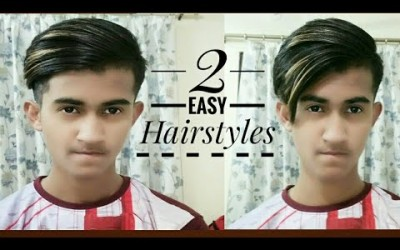 2-Easy-hairstyles-For-Men-Style-at-home-Mens-2018-Hairstyles-XLR8-CUTS-2018