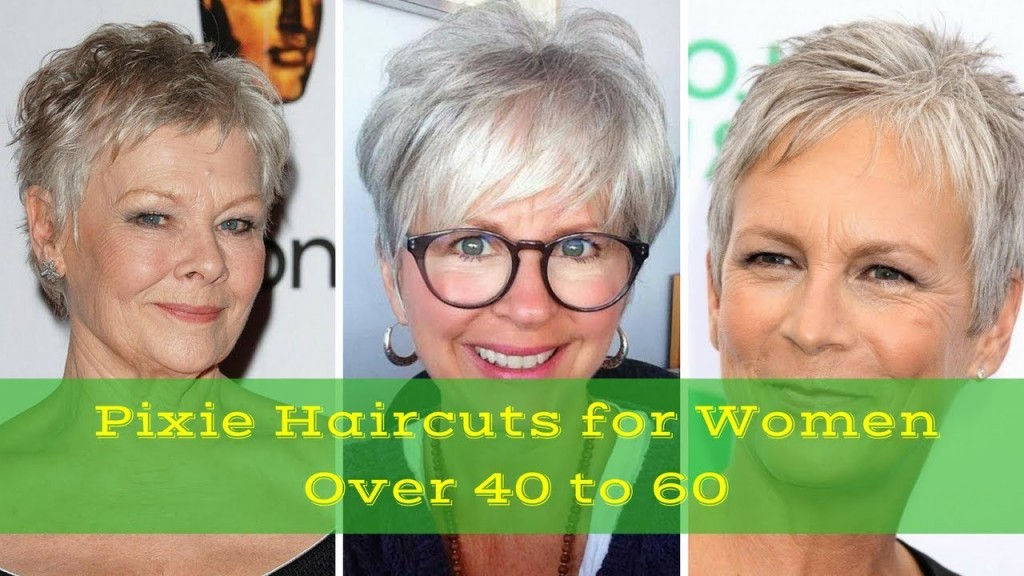 2018 Pixie Haircuts For Women Over 40 To 60 Hairstylesforall