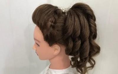 3-Beautiful-Hairstyles-with-Puff-Easy-Wedding-Hairstyles-HomeTown