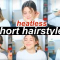 6-Heatless-Hairstyles-for-Short-Hair