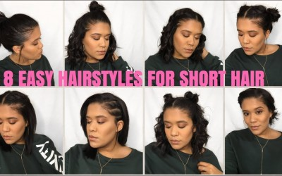 8-EASY-HAIRSTYLES-FOR-SHORT-HAIR