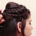 Beautiful-Bridal-Bun-Hairstyle-Tutorials-2018-Hairstyle-for-long-to-medium-Hairstyletutorials.