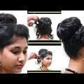 Beautiful-festive-hairstyle-for-girls-Best-Updo-Bun-Hairstyles-Best-Hairstyles-for-Girls-2018