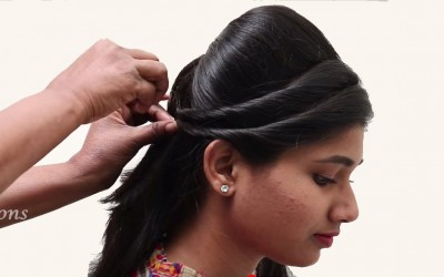 Best-Side-Bridal-Hairstyle-Tutorials-New-Hairstyles-videos-Easy-Hairstyles-videos-2018