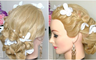 Braided-updo-Hairstyle-tutorial-for-long-hair