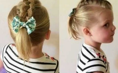 Cute-Hairstyles-For-Short-Hair-Kids-Girls-Easy