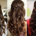 Easy-Hairstyles-for-curly-hair-Cute-Hairstyles-For-Curly-Hair-Everyday-hairstyle-for-curly-hair
