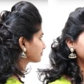 Easy-beautiful-hair-style-for-Long-Hair-Hair-style-video-tutorial-Everyday-hair-styles
