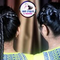 Fishtail-Braid-Fishtail-on-pony-New-looking-style-for-college-girls-Hairstyles-Fashions