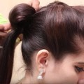 Flower-Bun-Easy-Hairstyle-for-Girls-Easy-Cute-Hairstyle-for-Long-Hair-Hairstyles-Tutorial-2018