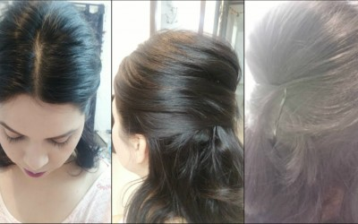 Hair-style-For-Short-and-Thin-hair...quick-half-up-hairstyles-for-short-hair..