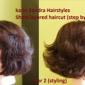 Haircut-tutorial-Short-layered-Bob-haircut-with-Bangs-for-women-y-girls-Short-haircut-tutorial