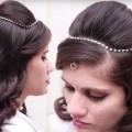 How-to-Quick-Beautiful-Long-Hairstyle-for-Party-FunctionWedding-Hairstyles-for-Teenage-Girls