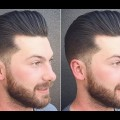 How-to-cut-a-Pompadour-haircut-Mens-Classic-Haircut-Tutorial-Hairbrained