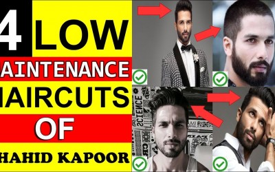 Low-Maintenance-Hairstyles-For-Short-Natural-Hair-2018-NEW-Inspired-by-SHAHID-KAPOOR