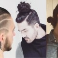 New-Man-Bun-Hairstyles-2018-Haircut-Design-And-Ideas-2018-Trending-Mens-Hairstyles-2018