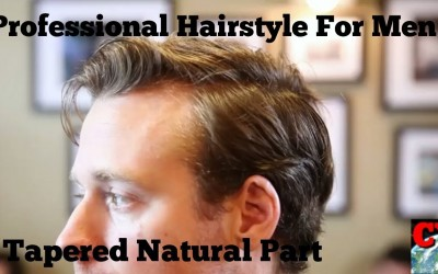 Professional-Hairstyle-For-Men-Tapered-Natural-Part-Cool-Hairstyle-For-Men-2018