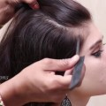 Quick-Beautiful-Fishtail-Hairstyles-for-Ladies-Hairstyle-for-long-Easy-Hairstyles-Tutorial-video