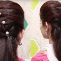 Quick-hairstyles-for-long-hair-tutorial-simple-hairstyles-for-girls-hairstyle-videos