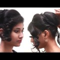 Simple-Easy-Indian-Bridal-Bun-Hairstyles-Step-by-Step-Perfect-Bridal-Bun-Hair-Tutorial-2018.