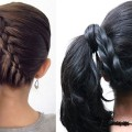 Simple-Hairstyles-for-Kids-and-School-Girls-Latest-Hairstyles-for-Kids-Knot-Hairstyle-for-Girls